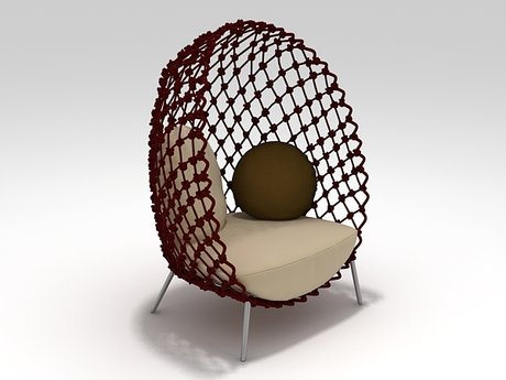Dragnet Lounge Chair 2
