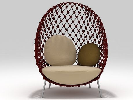 Dragnet Lounge Chair 1