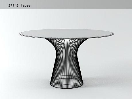 Platner Dining Table 3