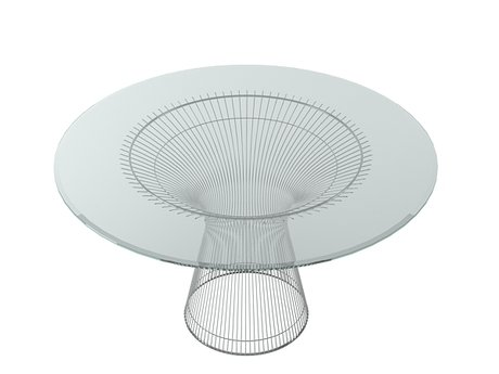 Platner Dining Table 2