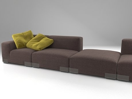 Plastics Duo Sofa 5 6