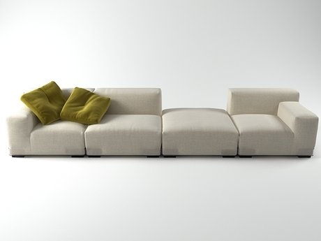 Plastics Duo Sofa 5 9