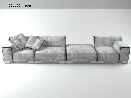 Plastics Duo Sofa 5 13