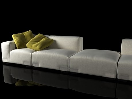 Plastics Duo Sofa 5 11