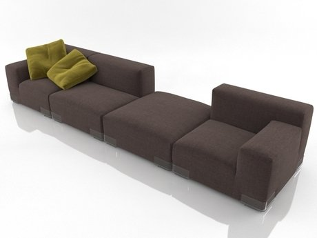 Plastics Duo Sofa 5 3