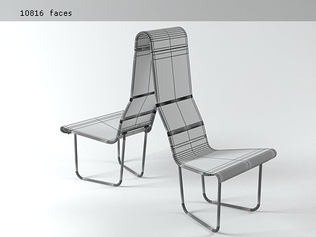 The Swiss Benches - The Couple 6