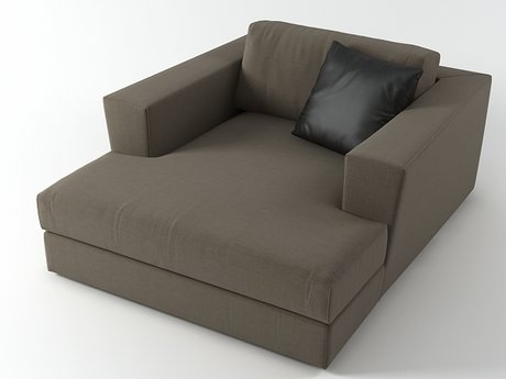 Canyon armchair 6