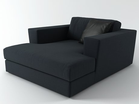 Canyon armchair 12