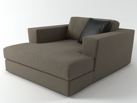 Canyon armchair 7