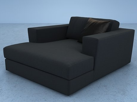 Canyon armchair 13