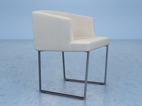 Evans small armchair 9