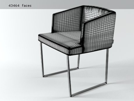 Evans small armchair 10
