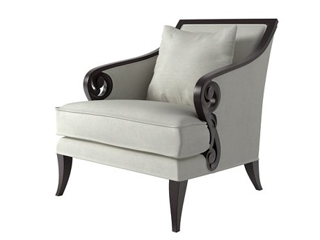 Scroll Armchair 8