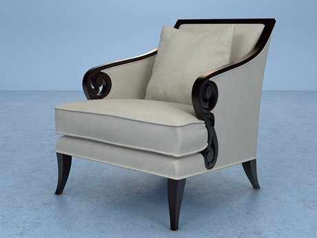 Scroll Armchair 6