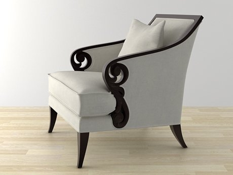 Scroll Armchair 5