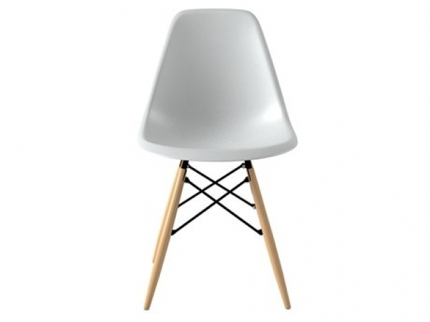 Eames Plastic Chair DSW 7