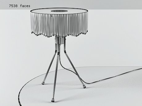 Grace Table Lamp 4