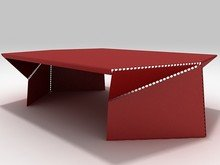 Bent Coffee Table