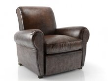 Parisian Leather Recliner