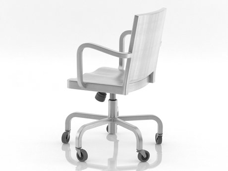 Hudson desk armchair 8