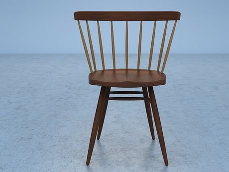 Nakashima Straight Chair 2