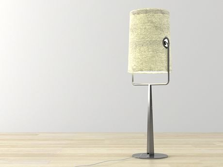 Fork table lamp 5