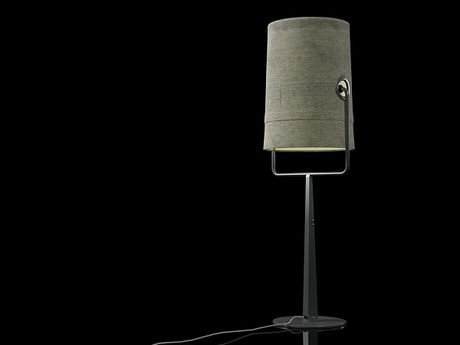 Fork table lamp 4