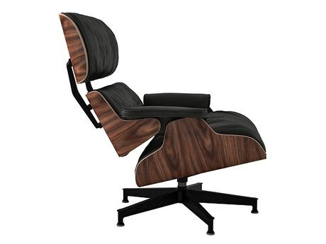 Eames Lounge Chair and Ottoman 21