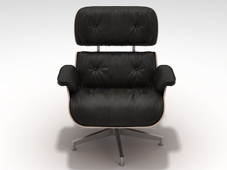 Eames Lounge Chair and Ottoman 17