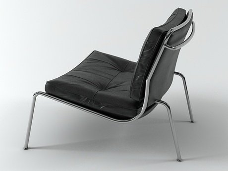 Frog lounge chair 6