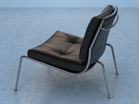 Frog lounge chair 12