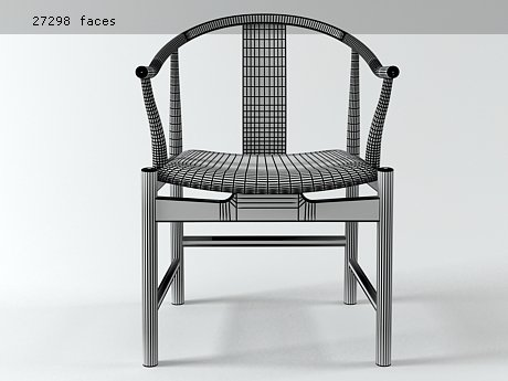 PP56,PP66 The Chinese Chair 9