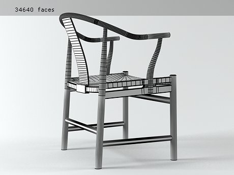 PP56,PP66 The Chinese Chair 10