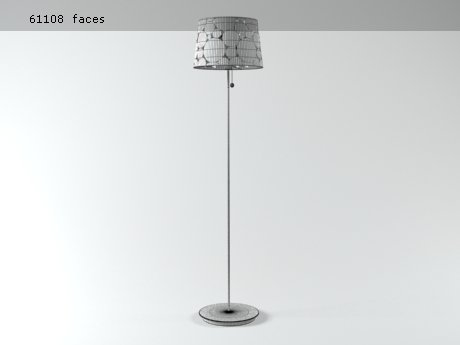 Trama floor lamp 19