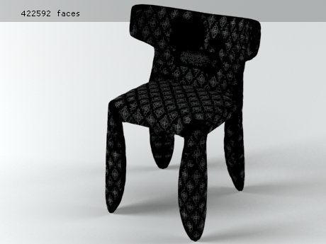 Monster armchair 20
