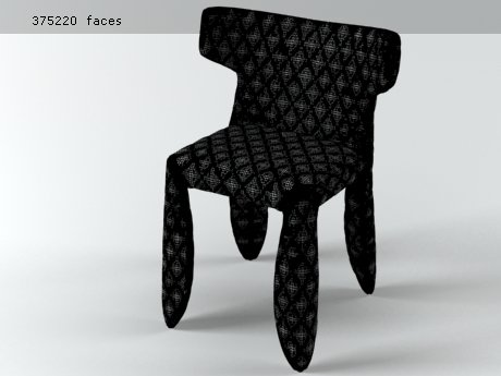 Monster armchair 21