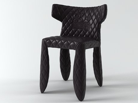 Monster armchair 3