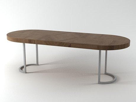 Pique Assiette - Dining table 4