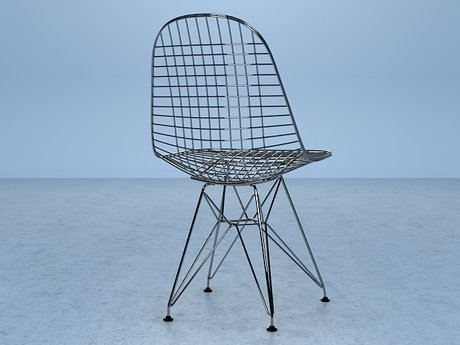 Wire Chair DKR 11