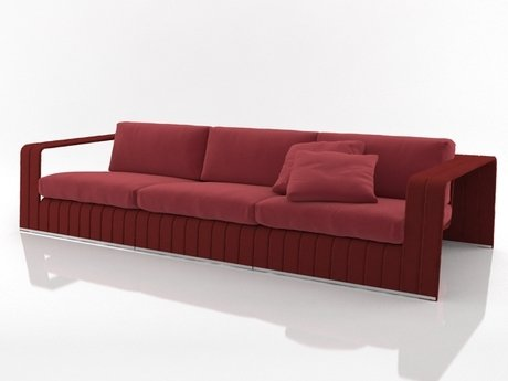 Frame 3-seat sofa 11