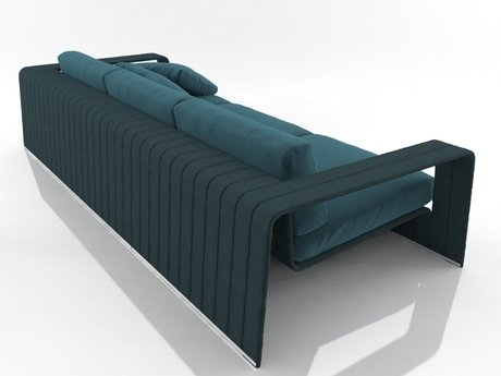 Frame 3-seat sofa 14