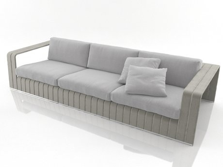 Frame 3-seat sofa 7
