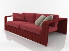 Frame  2-seat sofa