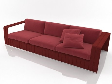 Frame 3-seat sofa 10
