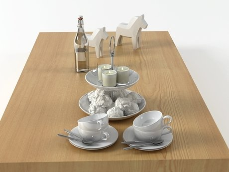 Table set 01