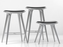 High and Low Stool