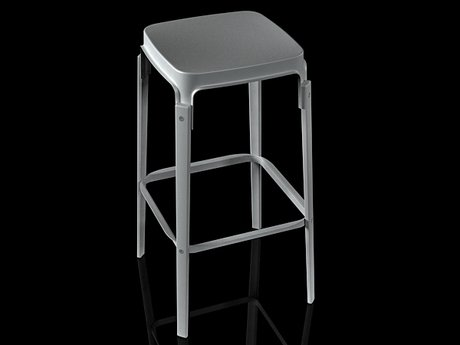 Steelwood  stool 8