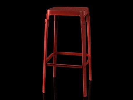 Steelwood  stool 9