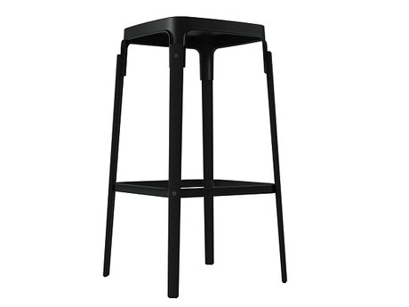 Steelwood  stool 5