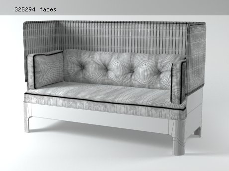 Koja sofa high 18